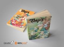 Lộ diện tạp chí truyện tranh Việt đầu tiên trong nhiều năm qua