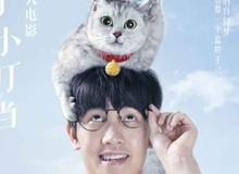 Xuất hiện phim Doraemon phiên bản... mèo thật của Trung Quốc