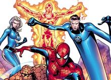 Fox quyết định trả lại bản quyền Fantastic Four cho Marvel