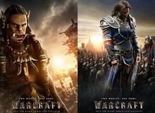 Phim Warcraft tạo hình giống game tới 99%