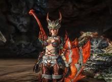 Monster Hunter Online tung gói cài đặt cho game đẹp lung linh hơn nữa