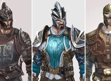 Game siêu tự do Shards Online thử nghiệm đầu tháng sau