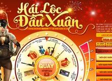 Mừng xuân mới với các sự kiện trong game online Việt