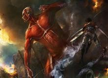 Attack On Titan có thể được chuyển thể thành phim điện ảnh Hollywood