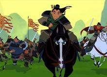 Disney rục rịch đưa công chúa Mộc Lan lên màn ảnh rộng