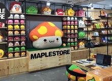 Xuất hiện cửa hàng dành riêng cho fan MapleStory cực dễ thương
