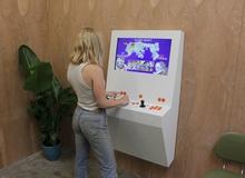 """Máy chơi game thùng """"hồi sinh"""" với diện mạo mới và chơi được nhiều game hơn"""