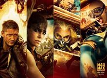 Những điều cần biết trước khi xem siêu phẩm Mad Max: Fury Road