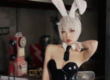 Thỏ Ngọc Riven ma mị trong loạt ảnh cosplay mới