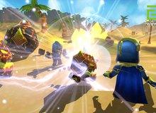 Heroes of Rune - MOBA lai RPG vui nhộn mở cửa chính thức