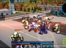 SD Gundam Online 2 hé lộ gameplay hành động ấn tượng