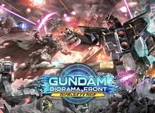 Gundam Diorama Front - Game chiến thuật thú vị mới mở cửa