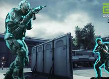 Những hình ảnh đầu tiên của game đỉnh Ghost in the Shell Online