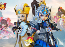 Thiên Hạ Quần Anh - Game 3D thẻ bài khủng từ hãng ChangYou