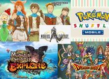 5 game mobile Nhật Bản bạn nên chơi trong năm 2015