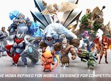 Game MOBA Call of Champions chính thức ra mắt