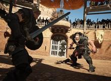 Cận cảnh gameplay game online đỉnh Black Desert ngày mở cửa
