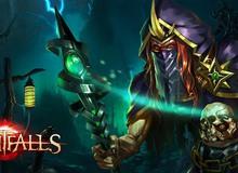 Game đánh theo lượt hấp dẫn Nightfalls chính thức mở cửa