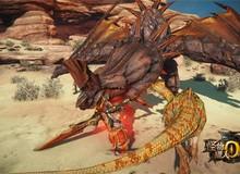 Game bom tấn Monster Hunter Online ấn định mở cửa rộng rãi ngày 17/12