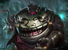 Liên Minh Huyền Thoại: Điên đầu với khả năng troll game của Tahm Kench
