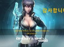 Cận cảnh Ghost in the Shell Online ngày thử nghiệm đầu tiên