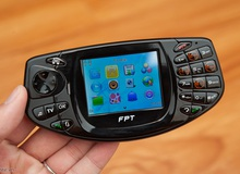 Cận cảnh FPT F-Game - Điện thoại chơi game do Việt Nam sản xuất