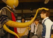 Phim chuyển thể Assassination Classroom thống trị bảng xếp hạng tại Nhật