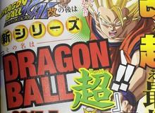 Tác giả Akira Toriyama tham gia làm truyện tranh Dragon Ball mới