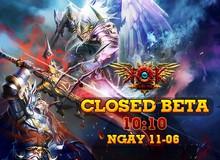 Thần Ma KOK chính thức Close Beta vào 11/06, tặng Giftcode