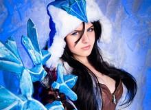 Cosplay Sivir - Nữ Hoàng Băng Giá tuyệt đẹp trong LMHT