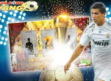 Quả Bóng Vàng mang dáng dấp của Fifa hay Pes?