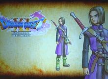 Bom tấn Dragon Quest XI hé lộ những thông tin đầu tiên