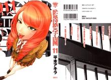 Bom tấn manga hài Prison School sẽ được chuyển thể thành phim
