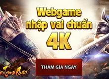 Game online Chân Tam Quốc cập bến Việt Nam