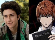 Lộ diện diễn viên chính của Death Note phiên bản Mỹ