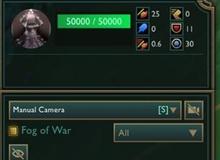 Liên Minh Huyền Thoại: Lồng Đèn của Thresh 50.000 máu, có sát thương và tốc độ đánh?