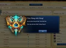 Game thủ Việt cày từ level 30 lên thách đấu chỉ mất có... 14 ngày