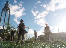 """Final Fantasy XV đã """"chơi được từ đầu đến cuối"""""""