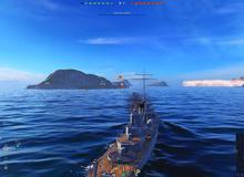 World of Warships - Điểm hẹn mới cho game thủ Việt Nam
