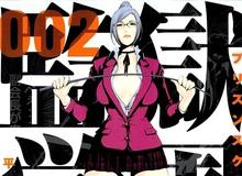 Siêu phẩm manga hài Prison School phải tạm dừng xuất bản