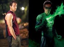 Green Lantern - Ryan Reynolds cũng phải tự chê phim mình đóng