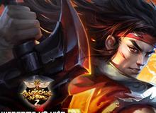 Game mới Bách Chiến Vô Song 2 phát hành tại Việt Nam ngày 3/8