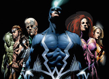 Marvel giới thiệu Inhumans trong Agents of S.H.I.E.L.D