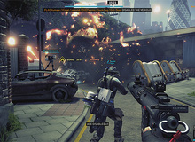 Loạt game online bắn súng mới rất ấn tượng cho game thủ