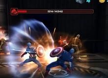 Những game mobile đề tài siêu anh hùng cực chất