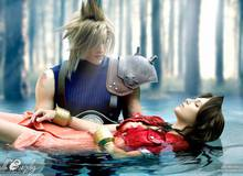 """Cosplay Final Fantasy VII """"không có hậu"""" giữa Cloud Và Aeris"""