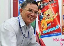 Cha đẻ Hesman chia sẻ bộ font chữ truyện tranh cho giới trẻ Việt Nam