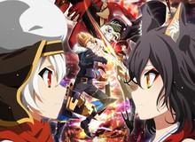 Chaos Dragon - Anime dựa trên dòng game nhập vai của Nhật Bản