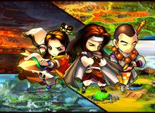 Võ Lâm Tam Khúc, TS Legend... là những game hot nhất hôm nay