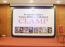Toàn cảnh buổi ra mắt bom tấn manga xxxHOLiC của NXB Kim Đồng tại Hà Nội
